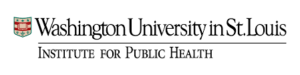 Washington University in St. Louis Institute for Public Health Logo