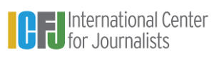 ISFJ International Center for Journalism Logo