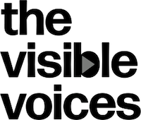 the visible voices logo