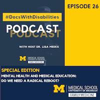 Michigan Medicine Podcast Logo